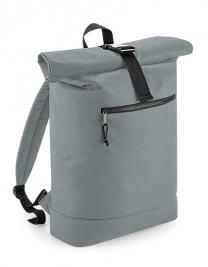 Recycled Roll-Top Backpack